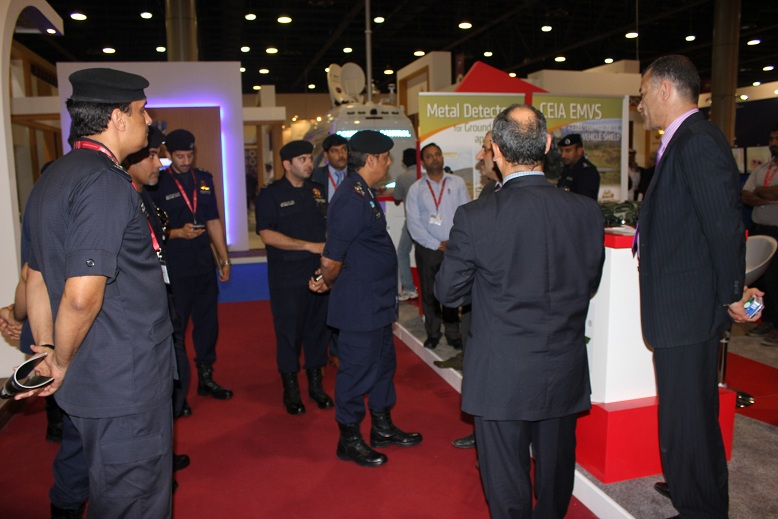 Milipol Qatar 2014 Exhibition