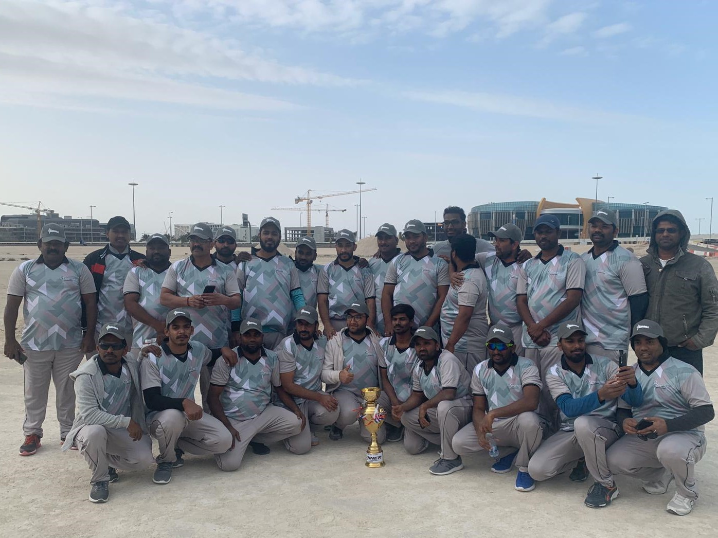 Qatari Investors Group celebrates Qatar National Sports Day with employees and partners